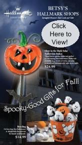 Betsy's Fall Flyer
