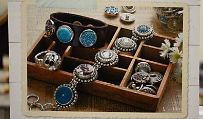 Ginger Snaps Jewelry Available At All Betsy's Locations!