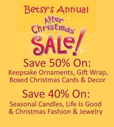 christmas 2014 sale