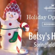 Betsy's Holiday Open House Is November 3 – 10