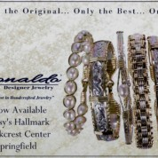 Betsy's Is Now Proud To Offer Ronaldo Designer Jewelry At Our Parkcrest Center Location!