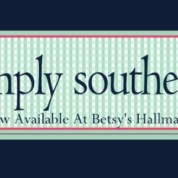 Now At Betsy's:  Simply Southern T-Shirts, Hats, Socks and More